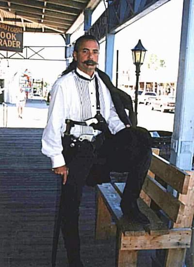 The Modern Wyatt Earp