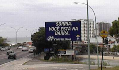Smile, You Are in Barra