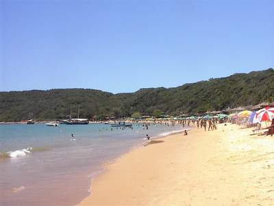 One of twenty-nine beaches, Buzios, Brazil