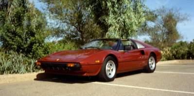 My 1981 Ferrari 308 GTS