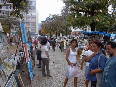 The Hippy Fair in Rio, my favorite shopping mall