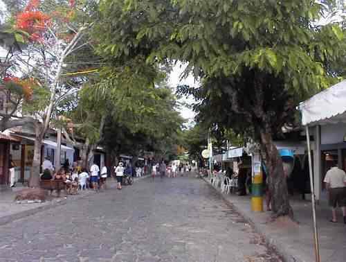 The Street of Stones, Buzios, Brazil